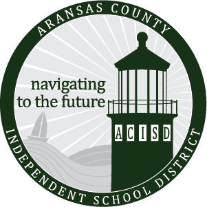 Aransas County ISD Logo